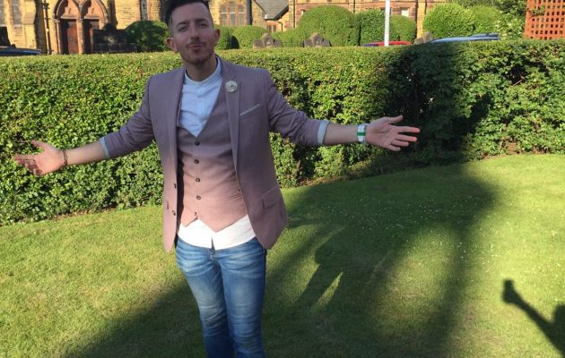 What To Wear To A Christening Header Image