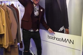 boohoo man christmas event