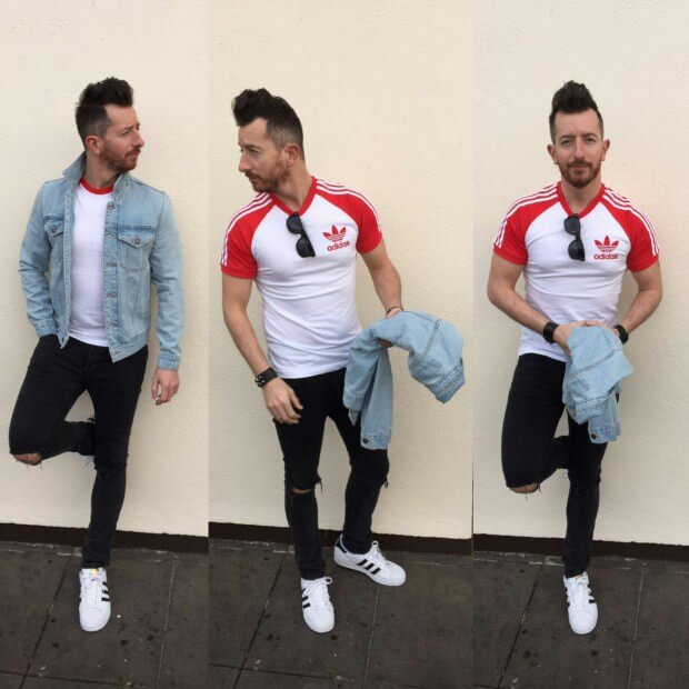 Desilusión Agrícola Discreto  HOW TO WEAR...ADIDAS ORIGINALS – Fashionable Frank