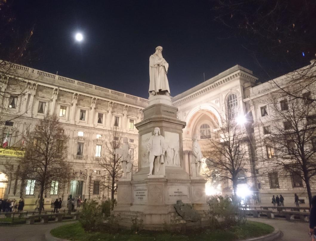Milan is always a good idea