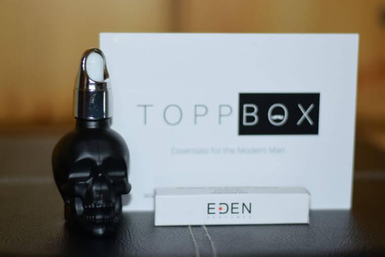 Eden Perfumes and Corpore Sanctum Toppbox