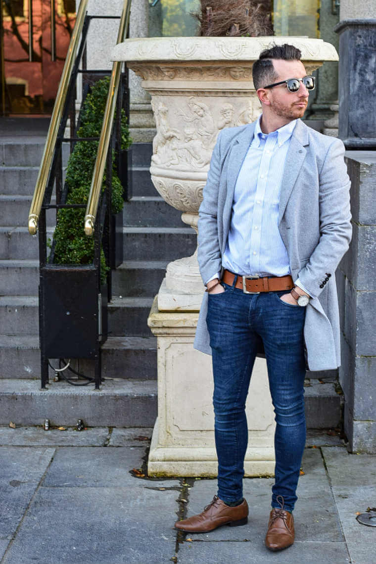 how to dress smart casual – fashionable frank