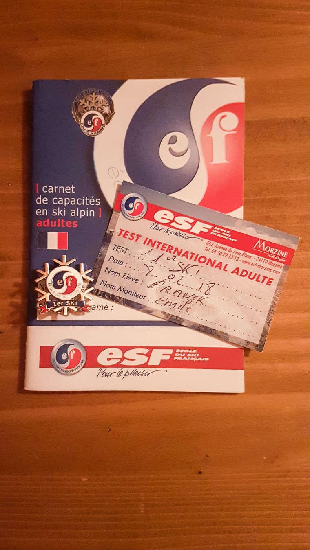 ESF Badge