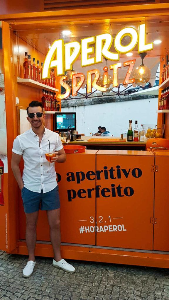 Summer Style Aperol Spritz