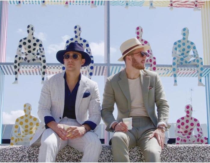 Pitti Uomo Suit style