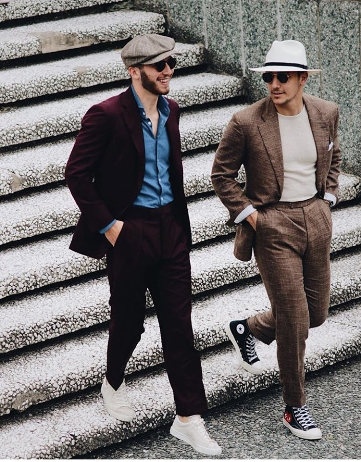 PITTI UOMO 94 REVIEW – Fashionable Frank