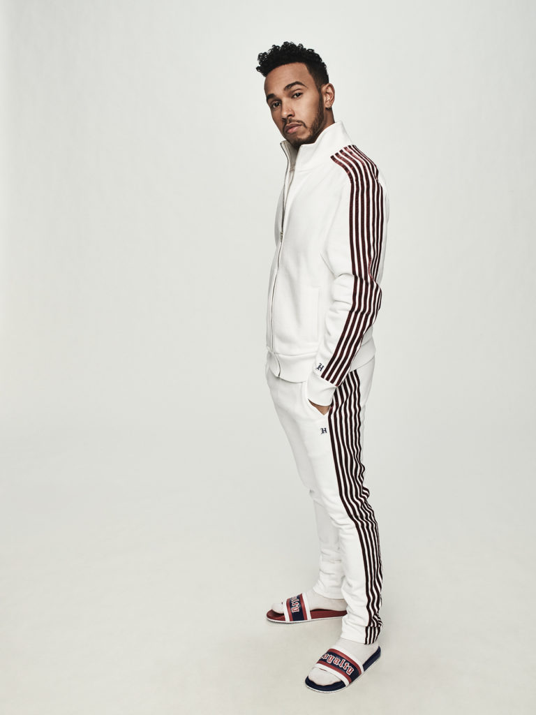 TommyXLewis White Tracksuit