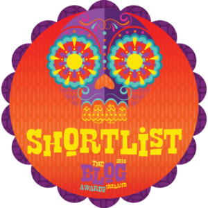 Irish Blog Awards 2018 shortlist