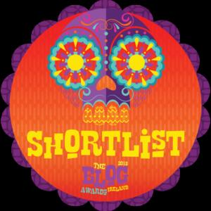 Irish Blog Awards 2018 shortlist